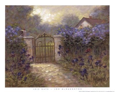 Iris Gate Poster by Jon McNaughton for $12.50 CAD