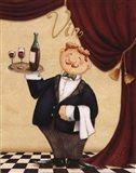 Waiter - Vin