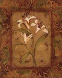 Garden Lilies II - mini