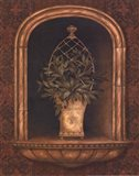 Olive Topiary Niches II - mini