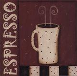 Espresso - Polka Dot Mug
