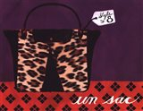Leopard Handbag IV