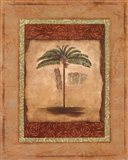 Palm Botanical Study II - mini
