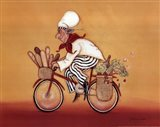 Biking Chef