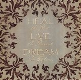 Heal Live Dream