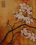 Oriental Blossoms I