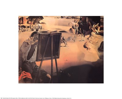 Impressions of Africa, c.1938 Poster by Salvador Dali for $10.00 CAD