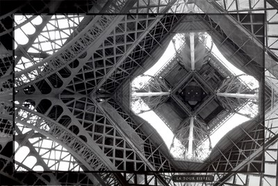La Tour Eiffel Poster by Corbis Images for $43.75 CAD