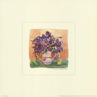 Italian Glaze Poster by Dawna Barton for $12.50 CAD