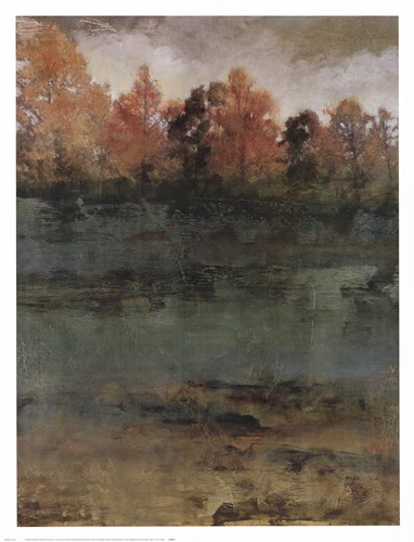 Autumn Love II Poster by Stiles for $52.50 CAD