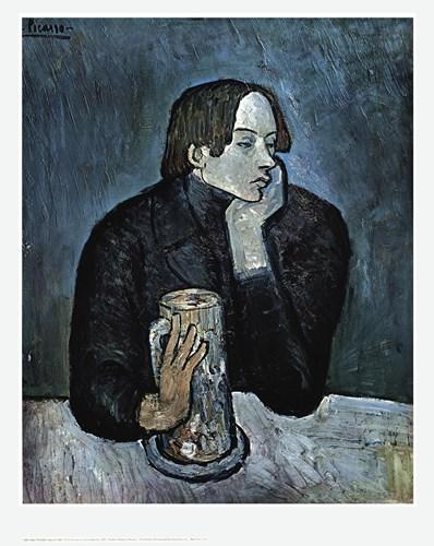 Jaime Sabartes, Portrait Poster by Pablo Picasso for $25.00 CAD