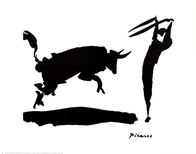 Picador Poster by Pablo Picasso for $20.00 CAD