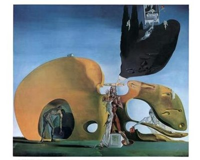 The Birth of Liquid Desires, c.1932 Poster by Salvador Dali for $25.00 CAD