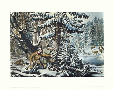 American Winter Sports Poster by Unknown for $20.00 CAD