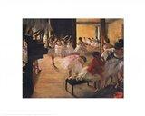 Ballet School, c. 1876