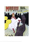 Poster, Moulin Rouge, 1891