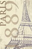 SS - Paris 1889 In Beige