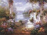 Lakeside Pergola
