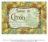 Savon de Citron