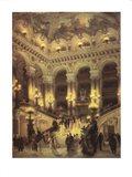 Le Couloir de L'Opera