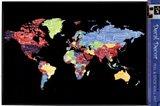 Type Map - World