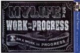Chalkboard - My Life