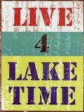 Lake Buoys Sign 2