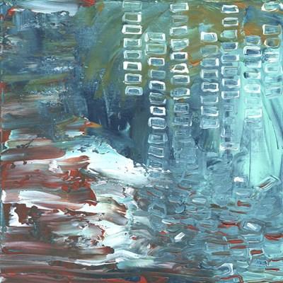 Brick Waves Poster by Ann Tygett Jones Studio for $63.75 CAD