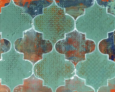 Lattice Poster by Ann Tygett Jones Studio for $56.25 CAD