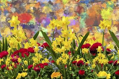 My Garden Poster by Ata Alishahi for $43.75 CAD