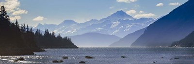 Taiya Inlet Poster by Brenda Petrella Photography LLC for $41.25 CAD