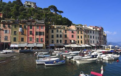 Portofino 2A Poster by Christopher Bliss for $42.50 CAD