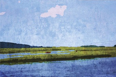 Marsh 1 Poster by Christine O'Brien for $62.50 CAD