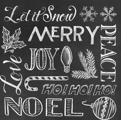 Christmas Wrap 1 Poster by CJ Hughes for $56.25 CAD