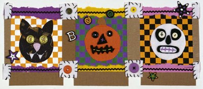 Halloween Poster by Claudia Interrante for $33.75 CAD