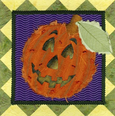 Jack o Lantern I Poster by Claudia Interrante for $41.25 CAD