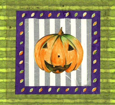 Jack o Lantern II Poster by Claudia Interrante for $40.00 CAD