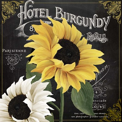 Fleur du Jour III Poster by Color Bakery for $56.25 CAD