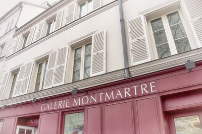 Galerie Montmartre Poster by Cora Niele for $43.75 CAD
