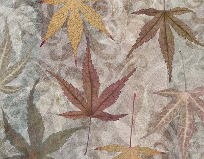 Autumn Leaves Maple Poster by Cora Niele for $48.75 CAD
