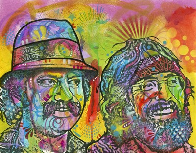 Cheech Poster by Dean Russo- Exclusive for $127.50 CAD
