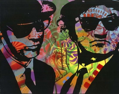 Blues Brothers Poster by Dean Russo- Exclusive for $56.25 CAD