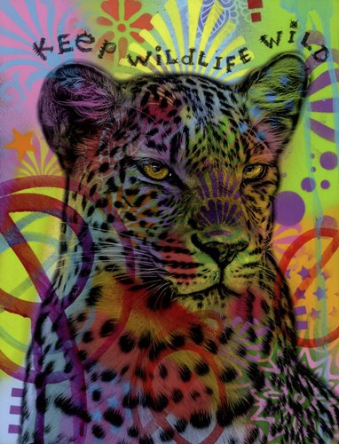 Keep Wildlife Wild Poster by Dean Russo- Exclusive for $57.50 CAD
