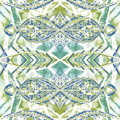 Teal Pattern 2 Poster by DeAnna Tolliver for $63.75 CAD