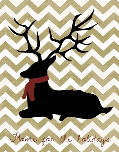 Deer Poster by Erin Clark for $40.00 CAD