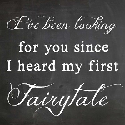 Fairytale Poster by Erin Clark for $35.00 CAD