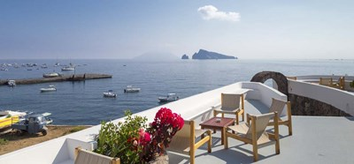 Panarea - Wide Poster by Giuseppe Torre for $35.00 CAD