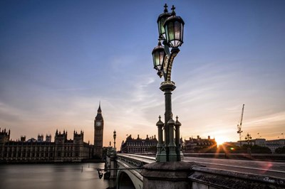 Westminster Poster by Giuseppe Torre for $43.75 CAD