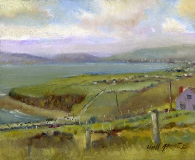 Ring of Kerry Morning Poster by Hall Groat II for $40.00 CAD