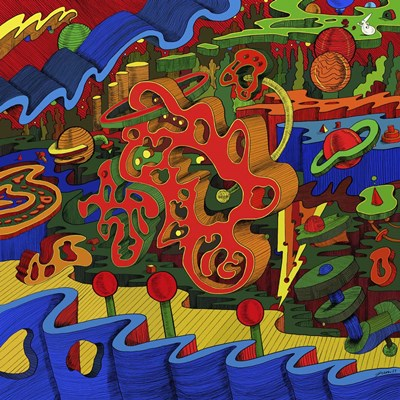 Mambo Doodle Poster by Howie Green for $48.75 CAD